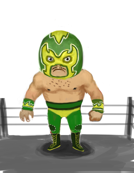 luchador